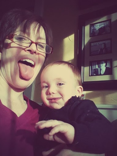 Baby and me silly 2