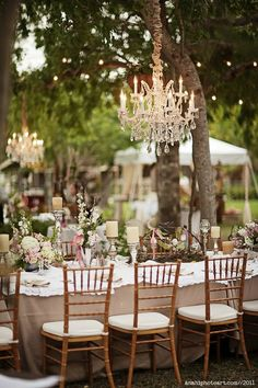 Outside Chandelier from Most Popular Pinterest Pins 2013 on Shalavee.com