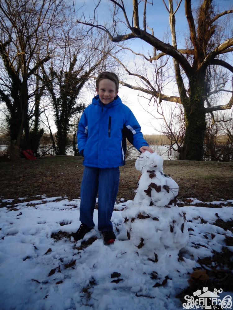Eamon and the Snowman