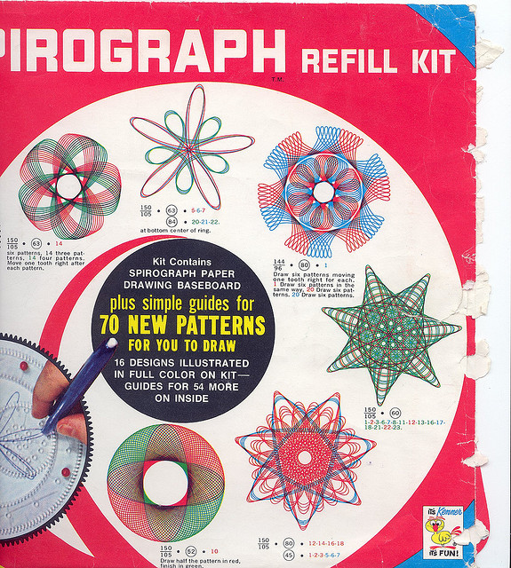#Spirograph kit from Shalavee.com