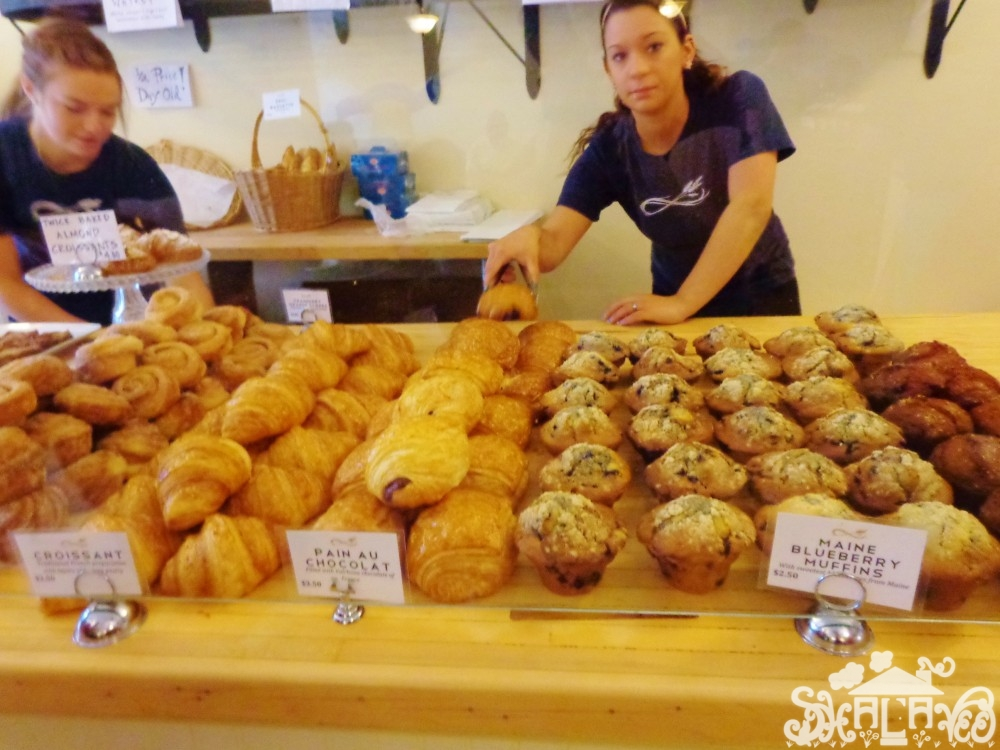Inside The Evergrain bakery in #Chestertown,MD from Shalavee.com