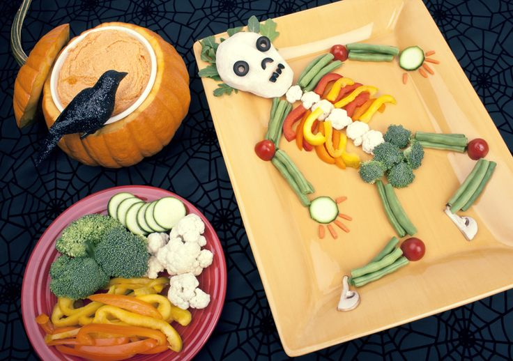 day of the dead food on Shalavee.com