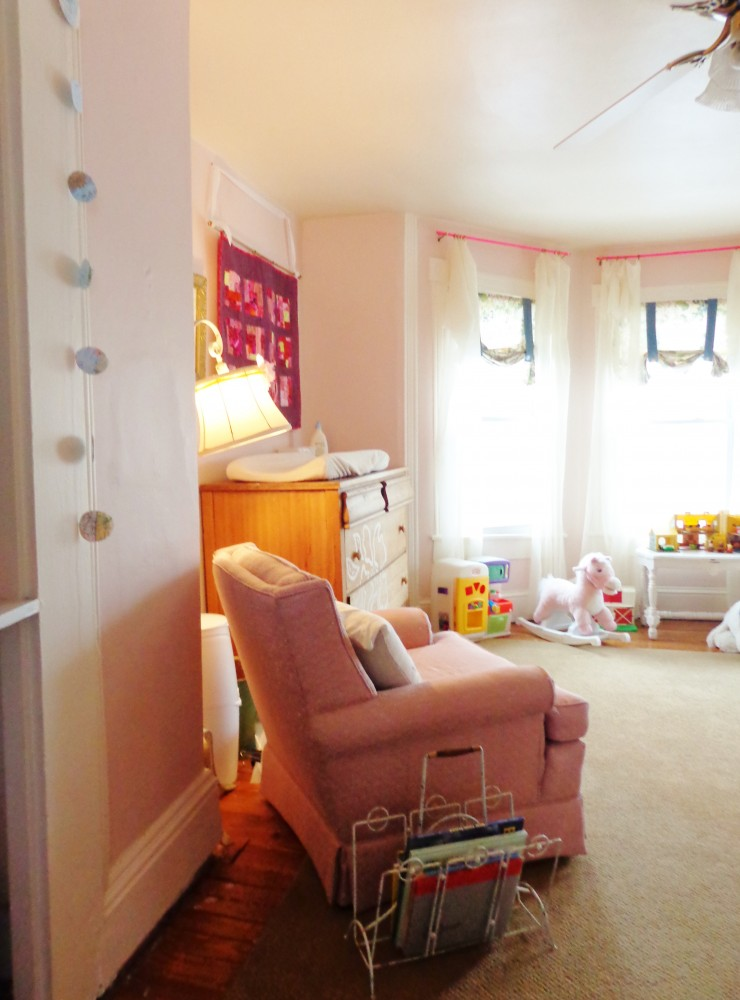 Welcome to Fiona's redecorated room on Shalavee.com