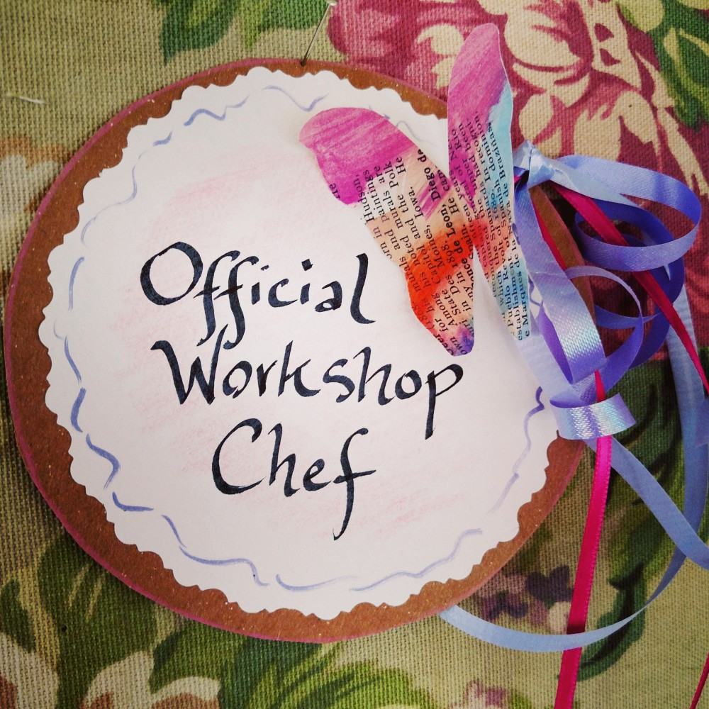 workshop award on five things for April 2015 on Shalavee.com