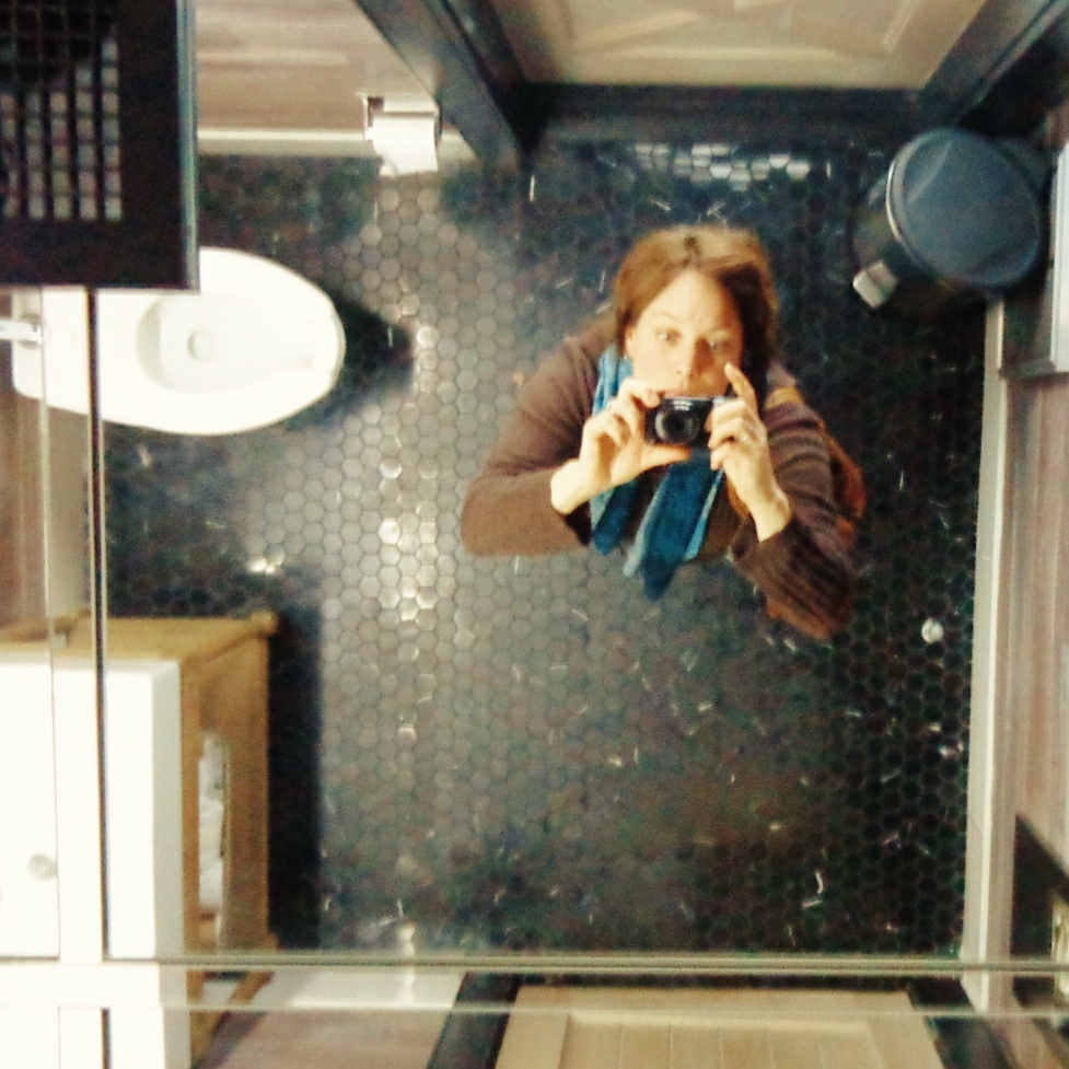 blogging means selfies in toilets on Shalavee.com