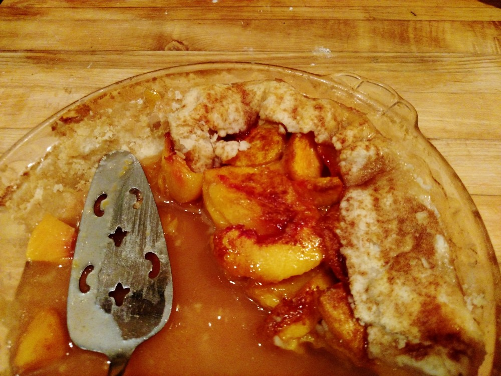 peach pie on Shalavee.com
