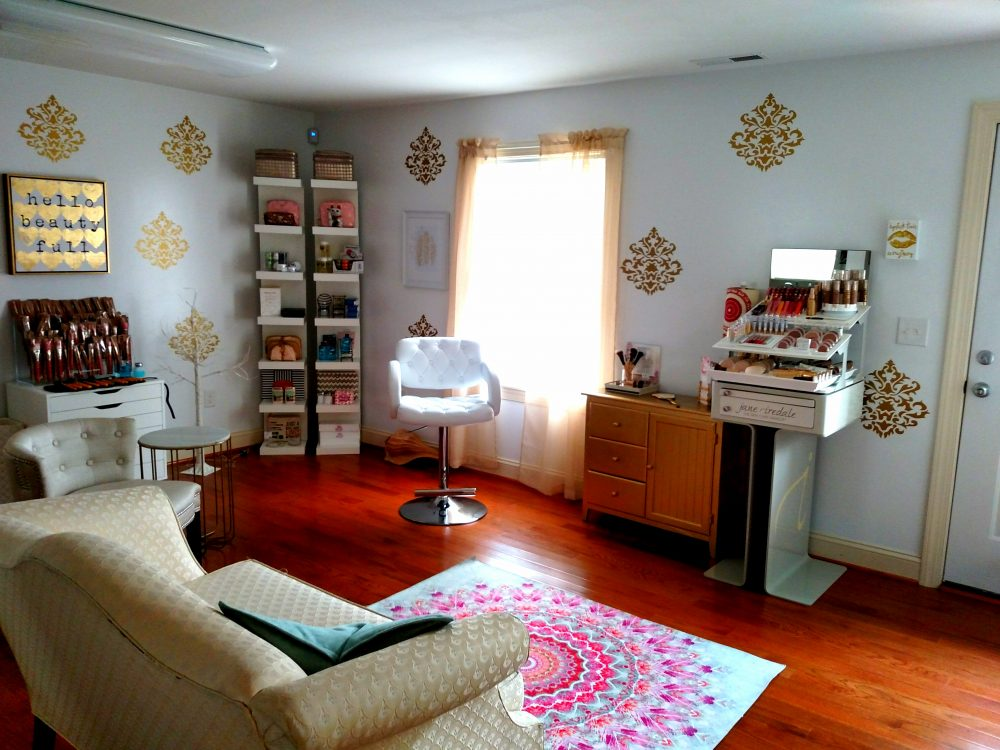 MB's Eastern Shore Permanaent Makeup space on Shalavee.com